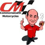 Commonwealth Motorcycles, 625 E Jefferson St, Louisville, KY 40202