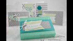 Learn how to make a box of any size using your Stampin' Up! Envelope Punch Board and my free tool: Box Buster from The Crafty Owl with Joanne James, The Craf...
