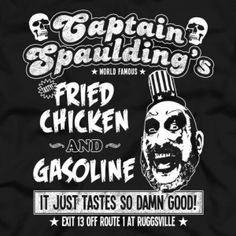 Fried Chicken & Gasoline « Daily T-Shirts