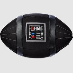 STAR WARS Darth Vader Plush Football Dog Toy       >>>>> Buy it here   http://amzn.to/2cyyV3X