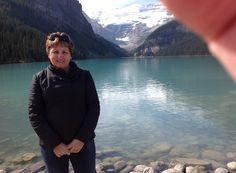 @ Lake Louise with Cris Lee