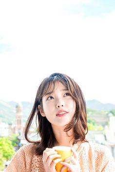 IU #Maxim Beautiful Person, Beautiful Asian Girls, Most Beautiful, Hair Patterns, Girl Day, Ulzzang Girl, Girls Generation, Korean Singer, Iu Fashion
