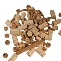 Assorted Bag of Crafting Cork $11.99
