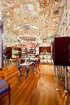 Diptyque, New York - Christopher Jenner Studio