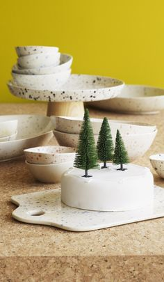 Cake stands, Mini cakes and Minis on Pinterest