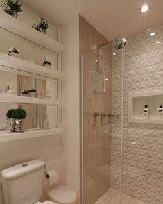 """""""Outro ângulo do banheiro maravilhoso do post de ontem...By…"""