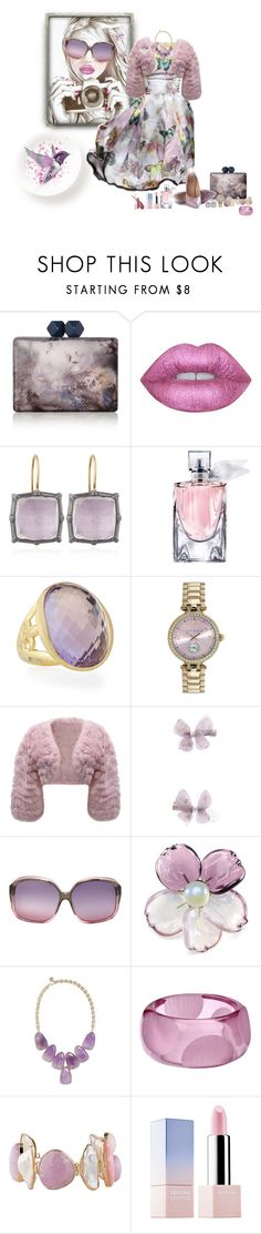 """Fashion ❤️"" by califorina-girl ❤ liked on Polyvore featuring Coast, GE, Nicka K, Larkspur & Hawk, Lancôme, JudeFrances, Ted Baker, Accessorize, Agent Provocateur and Chanel"