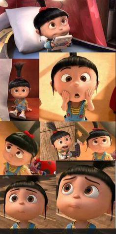 I would so totally adopt Agnes.