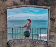View from a window of one of the lighthouses in Batanes. Mahatao port lighthouse in particular. Framed. Window. Travel. Creative Batanes, Tourist Spots, Lighthouses, Polaroid Film, Windows, Creative, Travel, Travel Sights, Voyage