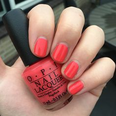 OPI - Live.Love.Carnaval (NL A69) [LE Brazil 2014] Brazil, Swatch, Nail Polish, Live, Nails, Beauty, Ongles, Finger Nails, Manicure
