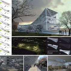 "[A3N] : IIT Innovation Center Parametric Design Competition Winner (3rd Place: ""Twisting Box"") / Ni Li"
