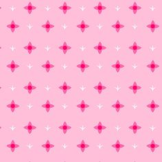 Meadow Flower Pink - The Lovely Hunt - Lizzy House