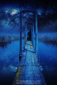 Photo Blue Night Hondo by Juan Pablo de Miguel on 500px