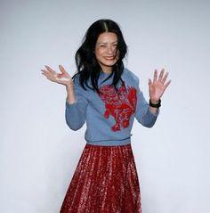 Vivienne Tam Chinese American Fashion Designer | Community Post: Vivienne Tam Partners Joy & Peace
