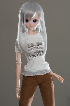 Smart Doll Chitose Shirasawa by mikeslagtercom