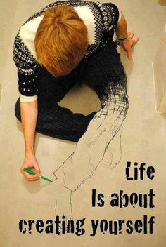 Life is about..