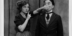 Paulette Goddard in Modern Times (with Charlie Chaplin)