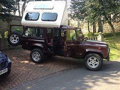 Land Rover : Defender Dormobile Roof County 110