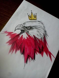 #Polish#Poland#Polska#Eagle Polish Eagle Tattoo, Polish Tattoos, Eagle Tattoos, Arm Tattoos, I Tattoo, Polish Symbols, Voll Arm-tattoos, Poland Tattoo, Eagle Drawing