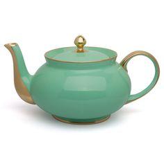 Peter's of Kensington | Limoges - Legle Water Green Teapot
