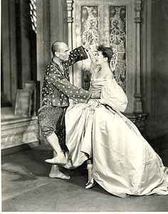The King and I- Yul Brynner and Deborah Kerr.  Great movie!