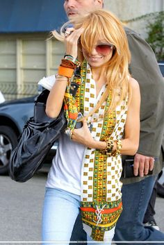 Nicole Richie.#Repin By:Pinterest++ for iPad#