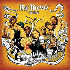 Nu Flow - Big Brovaz Early 2000s, Mixtape, Flow, Comic Books, Comics, Big, Comic Book, Comic Book, Comic