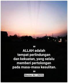 @ayat.alkitab.rohani Instagram Photos, Videos & Bio - Pintaram Islamic Quotes, Allah, Videos, Movies, Photos, Movie Posters, Instagram, Pictures, Films