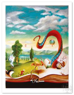 Libro-tierra magica by Robert Romanowicz