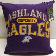 A personal favorite from my Etsy shop https://www.etsy.com/listing/513084932/ashland-ohio-university-tshirt-pillow