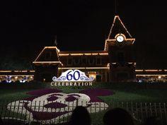 In the Park… #Disneyland60 #Disney24