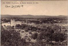 Faro : panorama de Santo Antonio do Alto