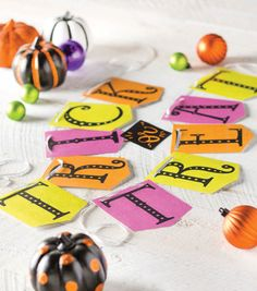 Trick or Treat Banner Printable