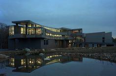 Gallery - Carroll A. Campbell Jr. Graduate Engineering Center at Clemson University / Mack Scogin Merrill Elam Architects - 1