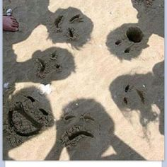 I want to do this next time we go to the beach!!!