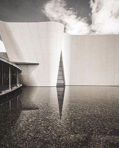 Museo Internacional del Barroco - Toyo Ito Puebla, Pue., Mexico 📷: @rood_omar snapchat ➡ #nextarch #next_top_architects
