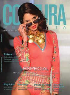 Revista Costura Perfeita Ano XVI n°84 Marco/Abril 2015