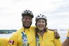 2012.  Faces of The Ride.  #RTCCTO #RTCC #RideToConquerCancer #Cancer #Cycling