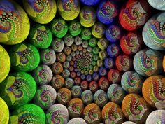 Inside the Riemann Sphere by fdecomite, via Flickr