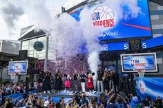 The NBA Experience Now Open at Disney Springs