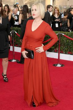 Patricia Arquette Photos: 20th Annual Screen Actors Guild Awards - Arrivals