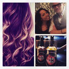 Natural henna Infusion hair surfing color chef color #nellomigliaccio Milano www.nellomigliaccio.it