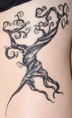 Gothic Tattoo Gothic cross tattoos
