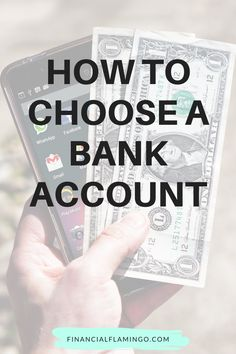 banking account Choosing the right bank can save you money and headache! Find out important factors to consider and how to choose a bank account that fits you! Savings Planner, Budget Planner, Web Banking, Business Bank Account, Bank Fees, Wordpress, First Bank, Checking Account, Choose The Right