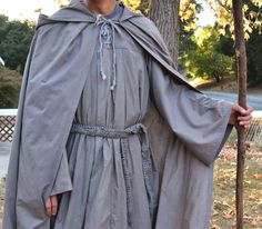 Sewing Reference, Gandalf robes, choir robes! Who knew?