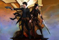 Gun n' Sword by anndr.deviantart.com on @DeviantArt