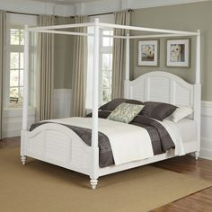Found it at Wayfair - Bermuda Canopy Bed
