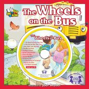 "The Wheels On The Bus          The classic children's song becomes a favorite story! The new recording follows the story word-for-word so pre-readers can sing and ""read"" along with each page on their own. Children will develop pre-reading and word recognition skills and listening and motor skills as they sing, read, and interact with the song.   $4.99"