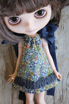 OOAK Liberty dress for Brian