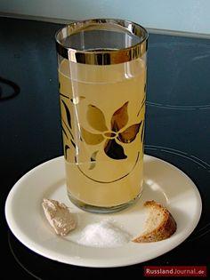 Nicht umsonst gehört Kwas in Russland seit Jahrhunderten zu den beliebtesten Erfrischungsgetränken. Er fördert die Verdauung, ist gut für den Stoffwechsel.